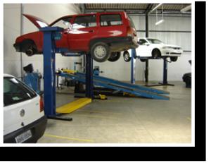 Setor de Mecanica Automotiva